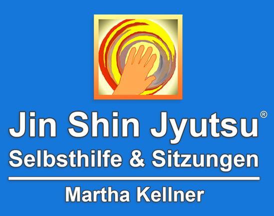 Martha Kellner | Jin Shin Jyutsu | Gröbenzell Logo